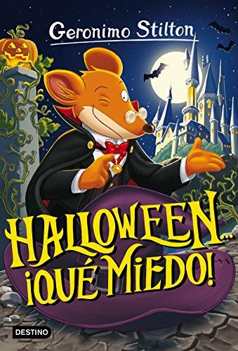 9788408161875: Halloween... ¡qué miedo! (Geronimo Stilton)
