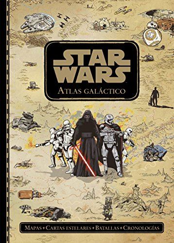 9788408162919: Star Wars. Atlas galáctico
