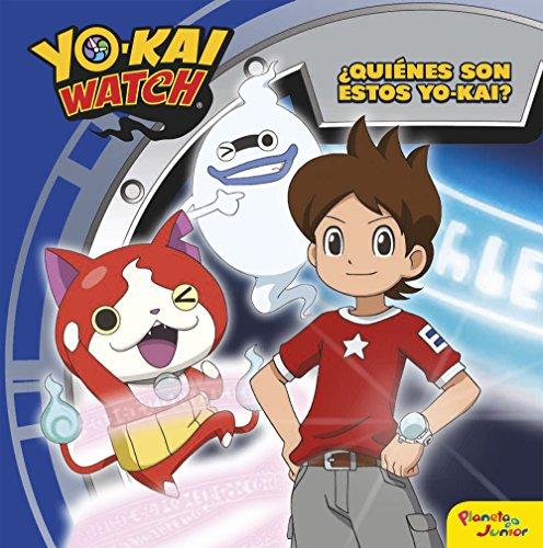 9788408163237: Yo-Kai Watch. ¿Quiénes son estos Yo-Kai?