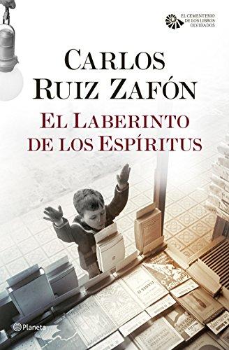 9788408163381: El Laberinto de los Espíritus (Autores Españoles e Iberoamericanos)