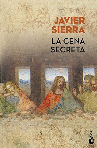 La cena secreta.: Sierra, Javier.