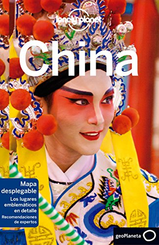 Lonely Planet China (Paperback): Lonely Planet, Damian Harper, Piera Chen,