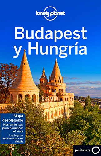 9788408174677: Budapest y Hungría 6 (Guías de País Lonely Planet)