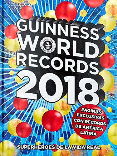Guinness World Records 2018 (Spanish Edition): World Records