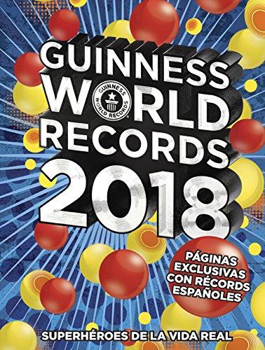 9788408175797: Guinness World Records 2018