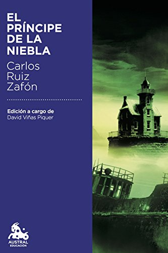 9788408186762: El Príncipe de la Niebla (Austral Educación) (Spanish Edition)