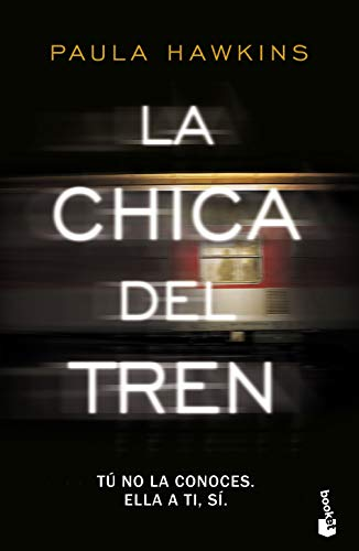 LA CHICA DEL TREN: HAWKINS, PAULA