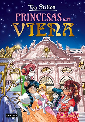 9788408193562: Princesas en Viena (Tea Stilton)