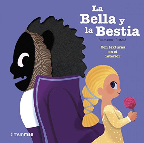 9788408193593: La Bella y la Bestia: Con texturas en el interior (Cuentos clásicos con texturas)