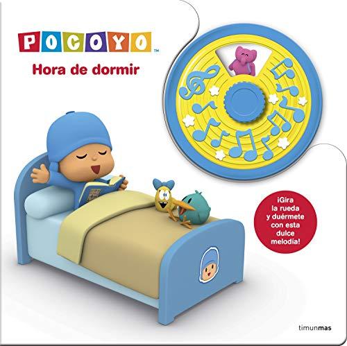 9788408213741: Pocoyó. Hora de dormir: ¡Gira la rueda y duérmete con esta dulce melodía!: 6 (Pocoyo)