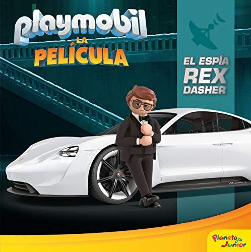 9788408213901: Playmobil. La película. El espía Rex Dasher: Cuento