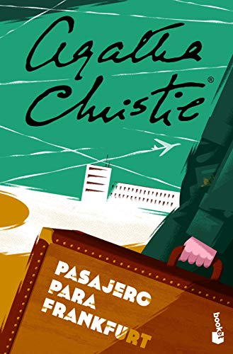 9788408216544: Pasajero para Frankfurt (Biblioteca Agatha Christie)