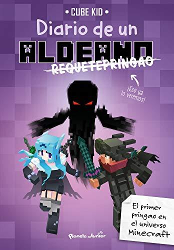 9788408217909: Diario de un aldeano requetepringao (Minecraft)