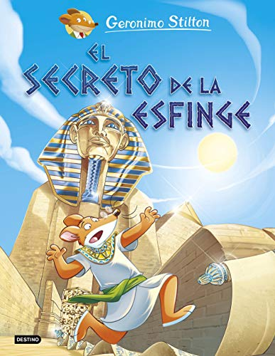 9788408221753: El secreto de la esfinge (Geronimo Stilton)
