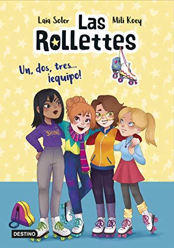 9788408229957: Las Rollettes 2. Un, dos, tres... ¡equipo!