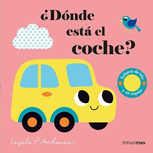 Dónde está el coche? (Board book): Ingela P. Arrhenius