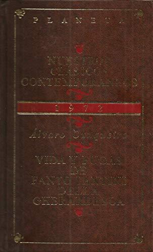9788408461104: Vida y fugas de fanto fantini della gherardesca