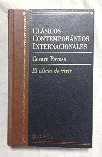 9788408461920: El oficio de vivir (clasicos contemporaneos internacionales; vol.12)