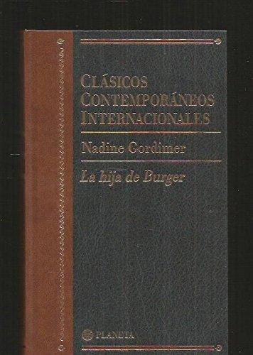 9788408462057: La hija de burger (clasicos contemporaneos internacionales; vol. 25)