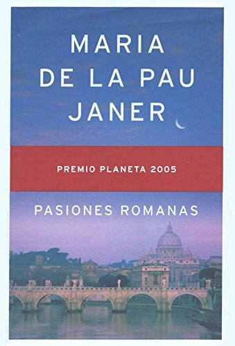 9788408469124: PASIONES ROMANAS.
