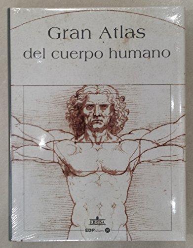 9788408471233: Gran atlas espasa del cuerpo humano