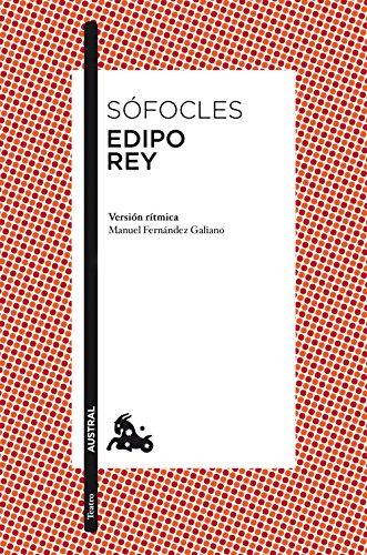 9788408471561: Edipo rey: Introducción y versión rítmica de Manuel Fernández-Galiano (Clásica)