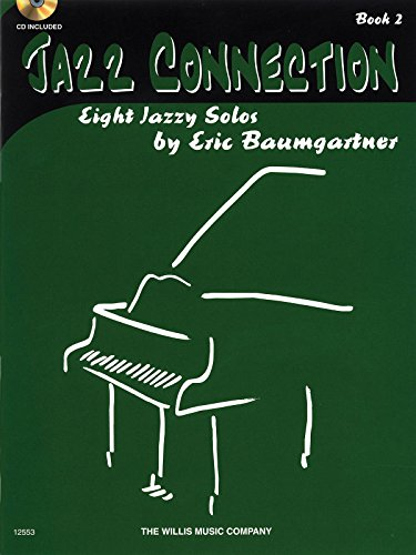 9788408803690: Jazz Connection, Book 2 - Book/CD Book With CD