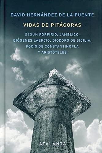 9788412074352: VIDAS DE PITAGORAS: 59 (Memoria Mundi)