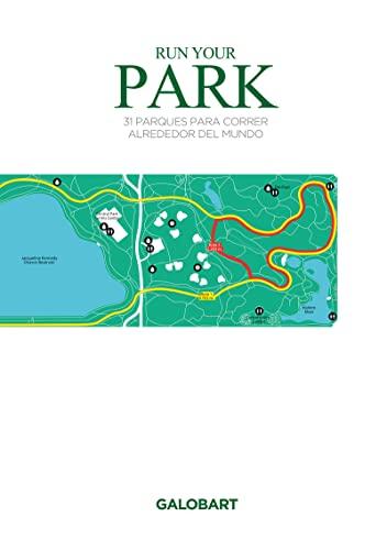 9788412200362: Run your park: 31 parques para correr alrededor del mundo (ILUSTRADO)