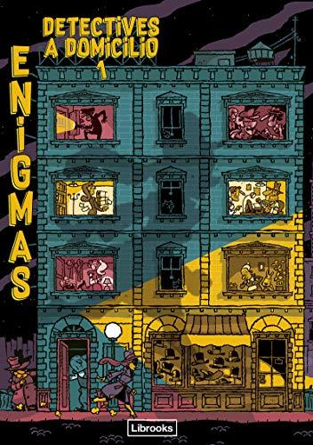 9788412229769: Enigmas. Detectives a domicilio 1 (Imagina)