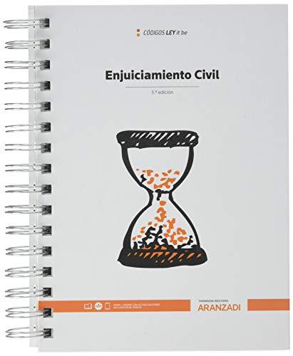 9788413089102: Enjuiciamiento Civil (LeyItBe) (Código Básico)