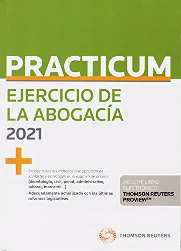 9788413089652: Practicum Ejercicio de la abogacía 2021 (Papel + e-book)