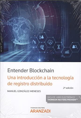 9788413092874: Entender Blockchain (Papel + e-book): Una introducción a la tecnología de registro distribuido (Monografía)