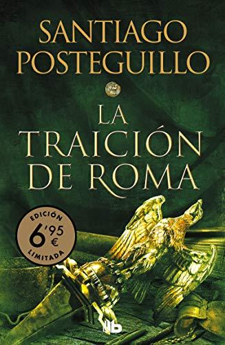 9788413141466: La traición de Roma (Trilogía Africanus 3)