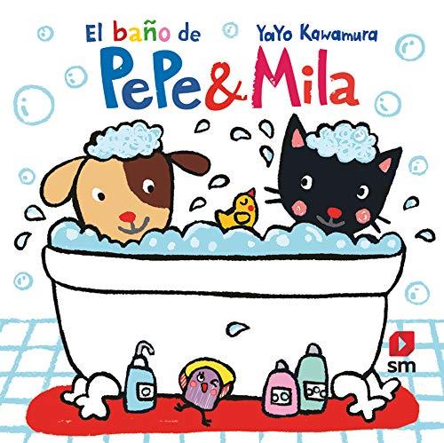9788413180496: Libro de baño de Pepe & Mila (Pepe y Mila)