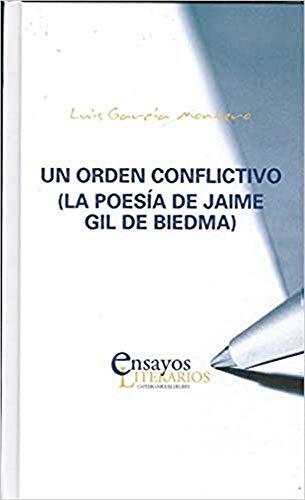 9788413200088: UN ORDEN CONFLICTIVO: 13 (Ensayos literarios)