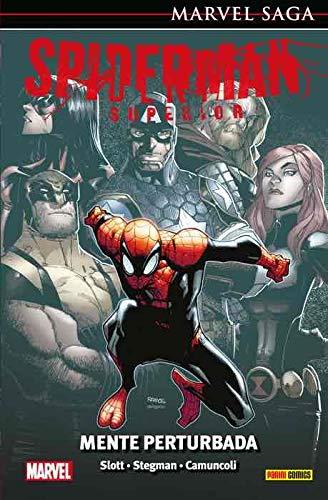 9788413341163: El asombroso Spiderman 40. Spiderman Superior. Mente perturbadora