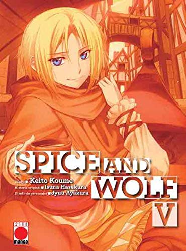 9788413343549: Spice and Wolf 5