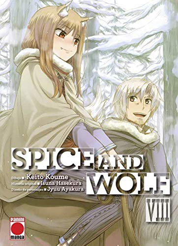 9788413345703: Spice and Wolf 8