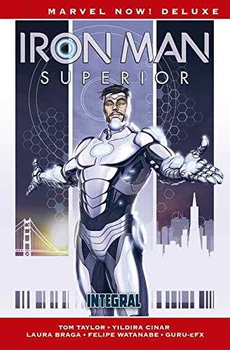 9788413346472: Iron Man Superior. Integral