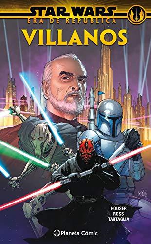 9788413411651: Star Wars Era de la República: Villanos (Star Wars: Recopilatorios Marvel)