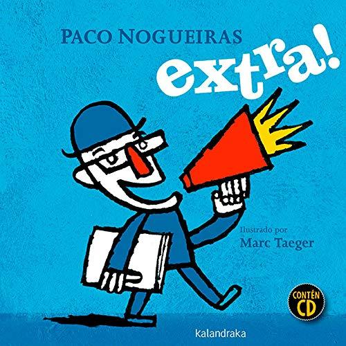 9788413430515: Extra! (Libro Disco)