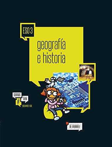 9788414001264: Geografia e historia 3º ESO