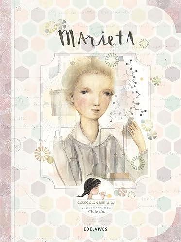 Marieta (Paperback): Itziar Miranda Vicente,