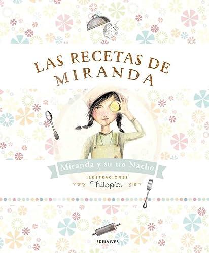 9788414001363: LAS RECETAS DE MIRANDA