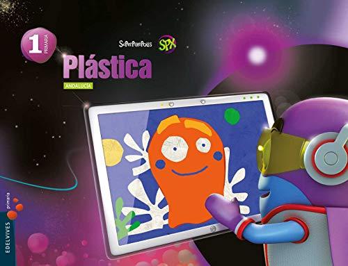 9788414001578: Plastica 1º Primaria - Andalucia