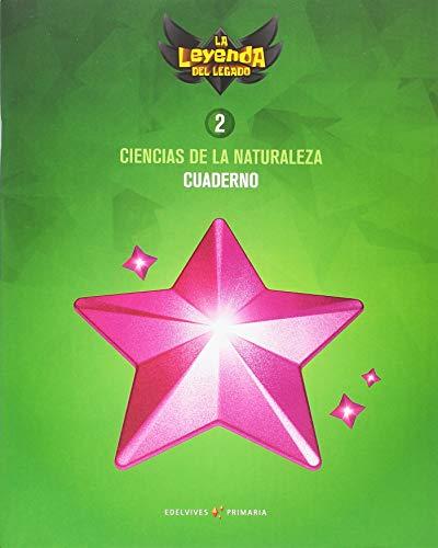 9788414013656: Cuaderno Ciencias Naturales 2º Genérico