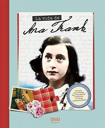9788414026595: La vida de Ana Frank (IDEAKA)