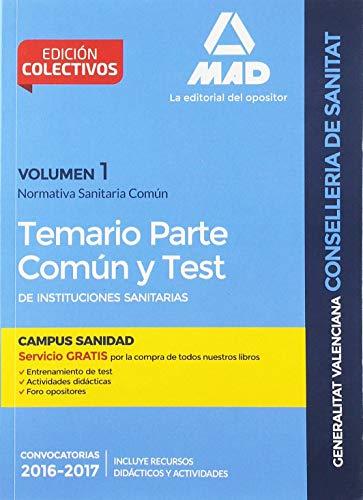 INSTITUCIONES SANITARIAS DE LA CONSELLERIA DE SANITAT: 7 EDITORES;MOLADA LOPEZ,