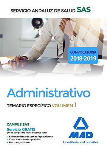 Administrativo del Servicio Andaluz de Salud. Temario: Editores, 7 /